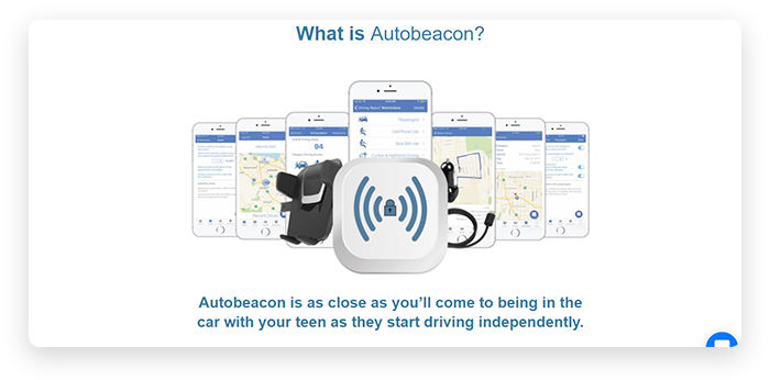 AutoBeacon Web Screenshots