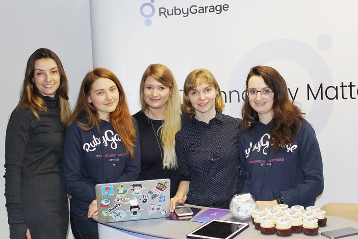RubyGarage at Conferences