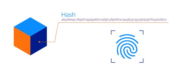 Invalid hash
