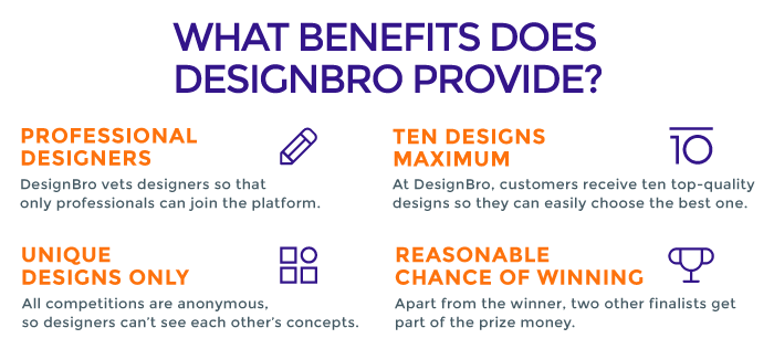 Benefits of DesignBro