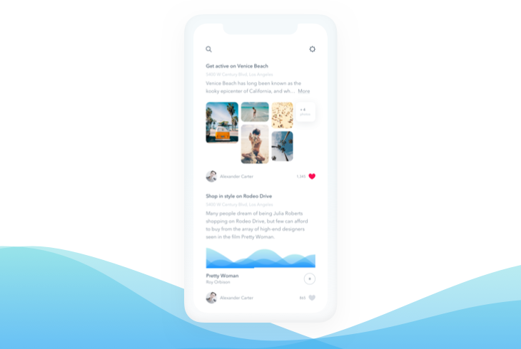 Maplify - looking at other people's stories