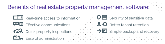 Benefits of Real Estate Property Management Software