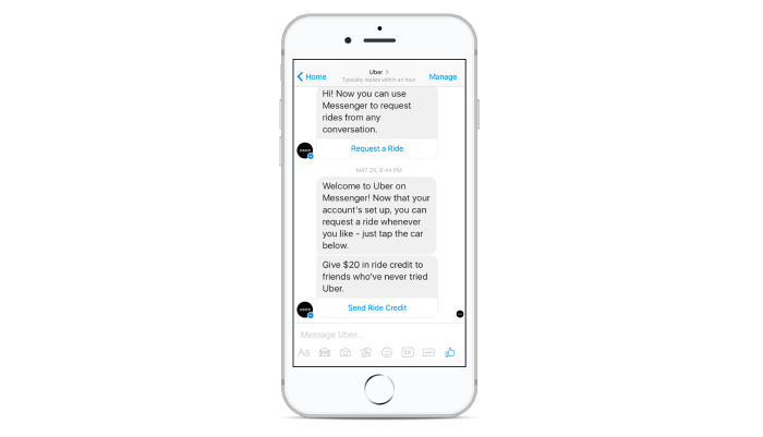 Chatbots for Referral Marketing