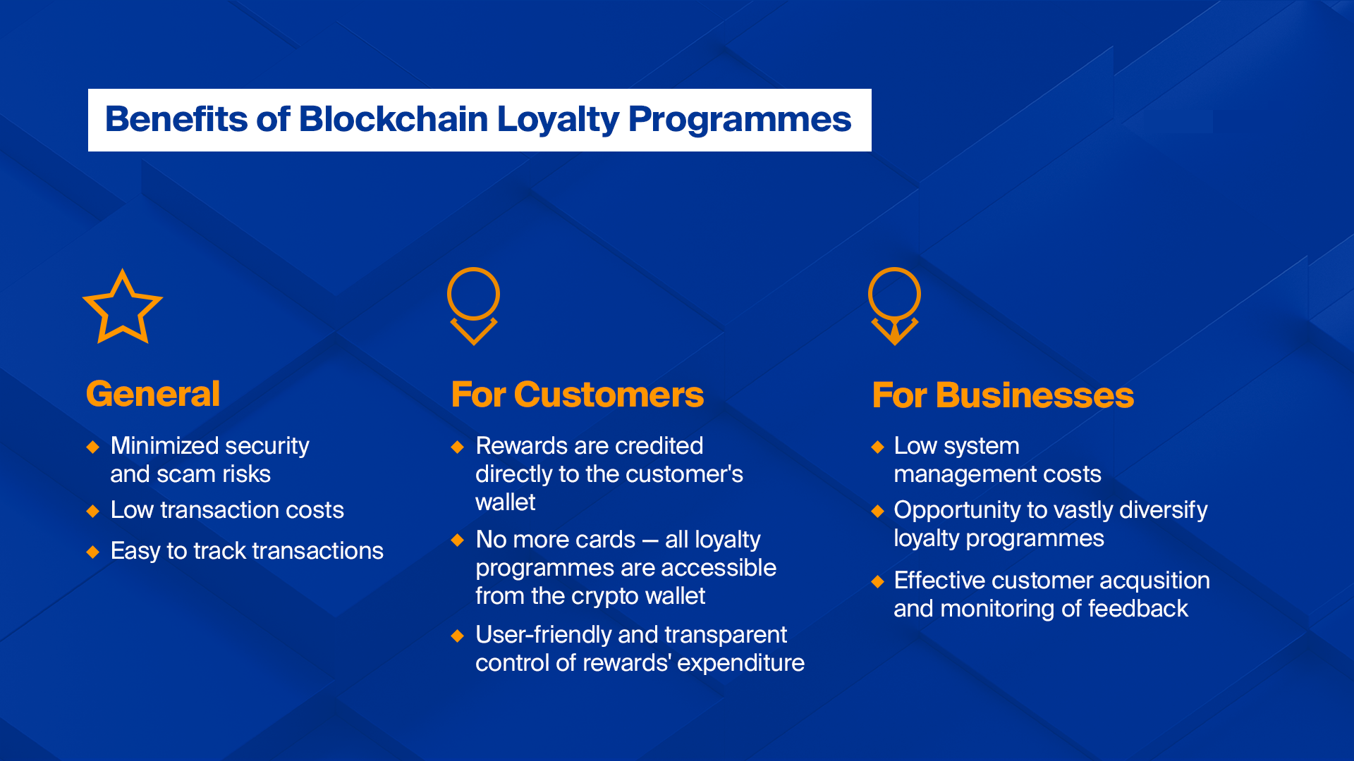 Benefits of Smart Loyalty Programs