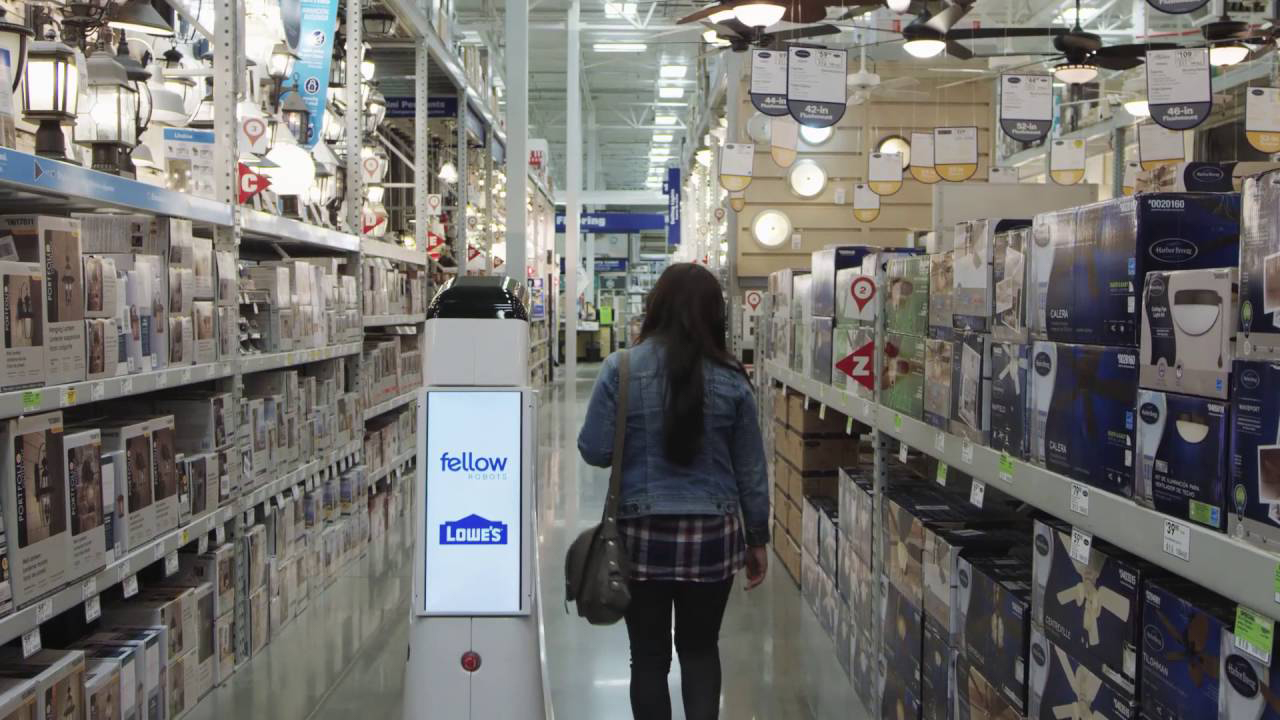Applications of AI in Retail