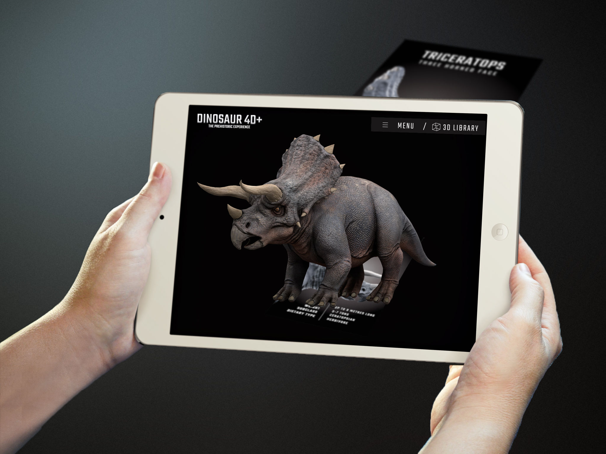 What is augmented reality in education