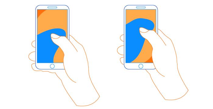 Dating apps design