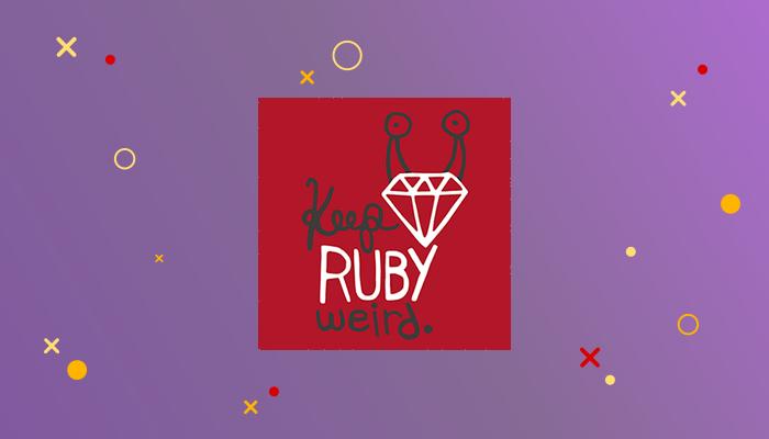 ruby conferences october keeprubyweird