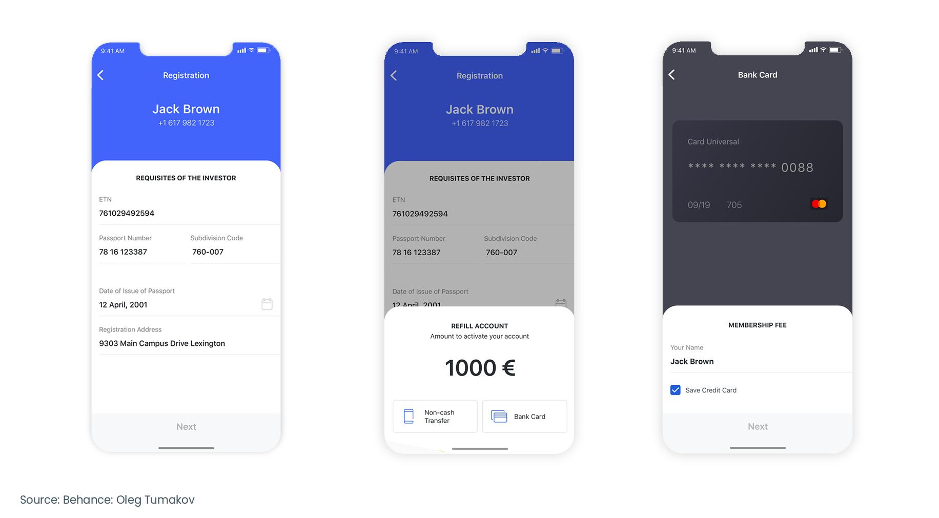 mobile app design cost