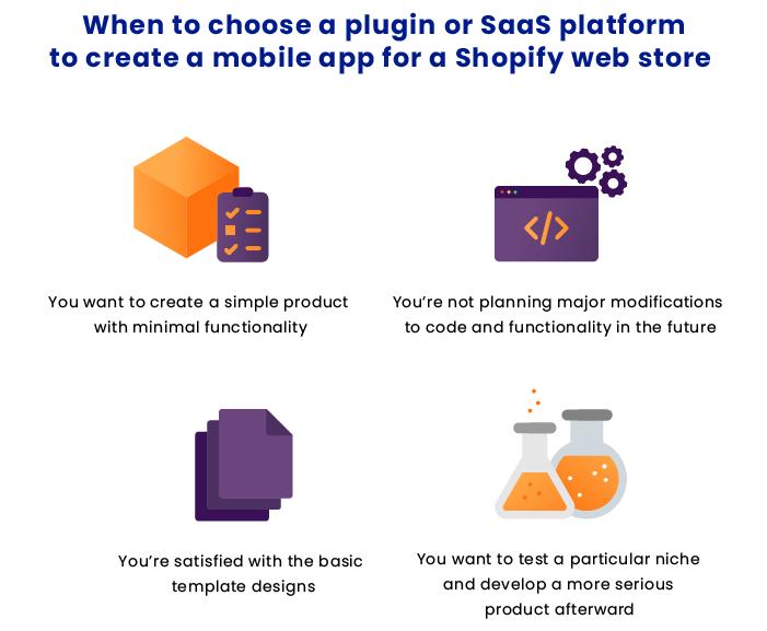 When to choose plugin for app development