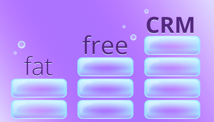 Fat Free CRM building blocks