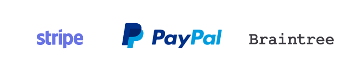 Braintree vs PayPal vs Stripe